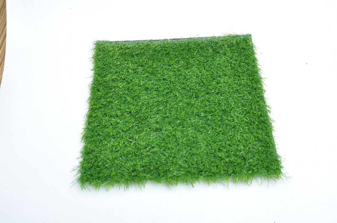 Decorative Artificial Synthetic Grass / Plastic  Artificial Grass Putting Green