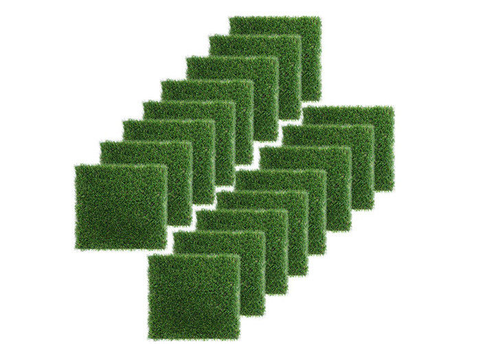 30mm Synthetic Turf Soccer Artificial Putting Grass Green Color Longlife